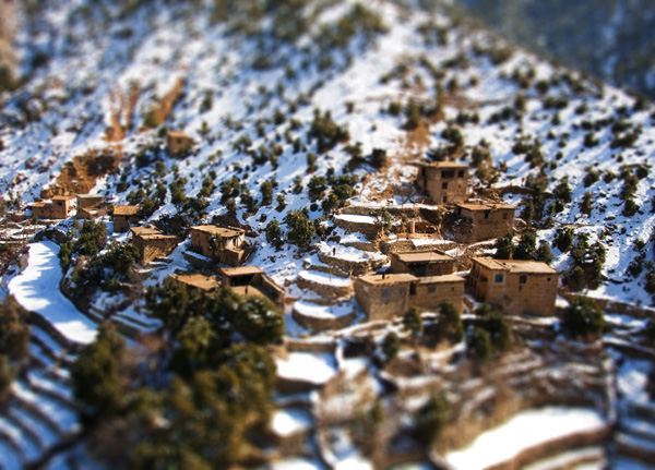 tilt shift photography 28 Life in Miniature   38 Stunning Shots of Tilt Shift Photography