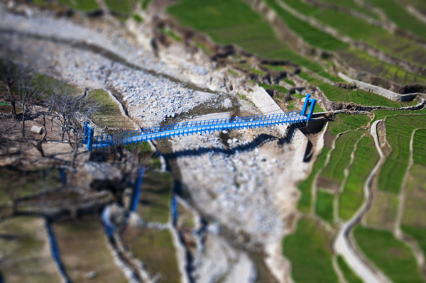 tilt shift photography 29 Life in Miniature   38 Stunning Shots of Tilt Shift Photography