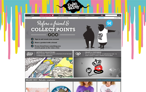 wotw 322 Our Fave Web Design of the Week No.32