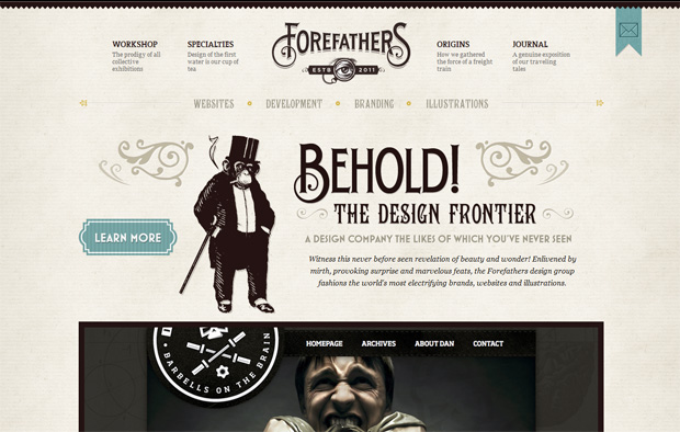 fave designs of week 33 338 Our Fave Web Designs of the Week No.33