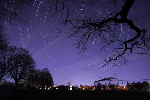 star trail photography wdm 30 Amazing Photography Shots Capturing Star Trails