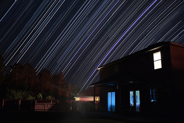 star trails wdm 014 Amazing Photography Shots Capturing Star Trails