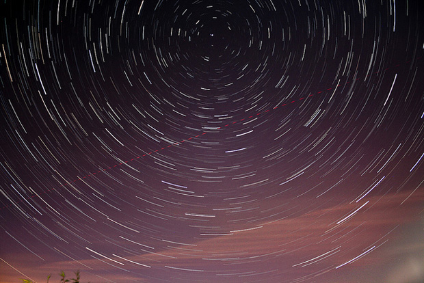 star trails wdm 016 Amazing Photography Shots Capturing Star Trails