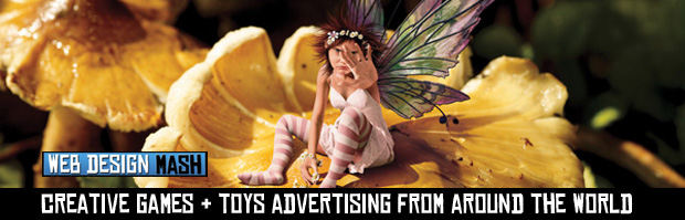 creative toy adverts Creative Games & Toy Advertising