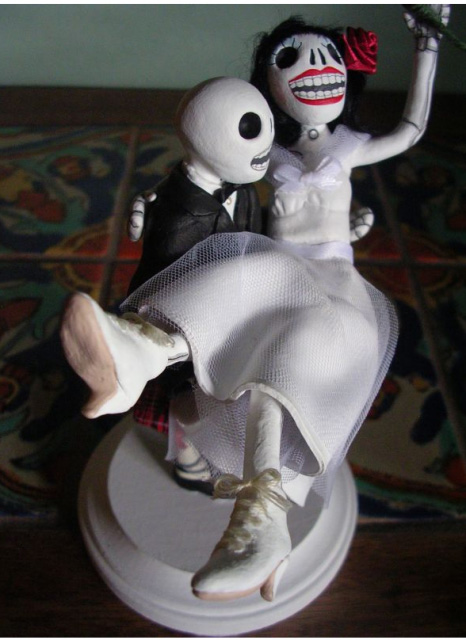 gorgeous cake toppers 14 Gorgeously Designed Cake Toppers