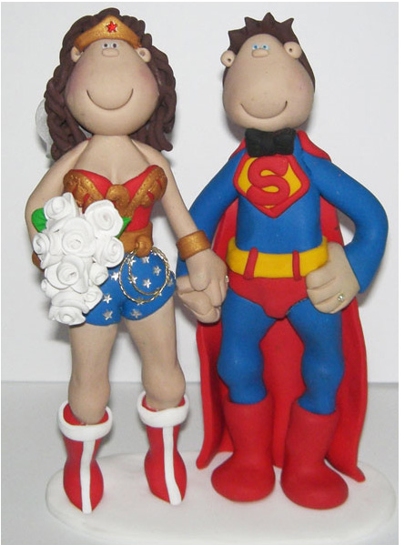gorgeous cake toppers 39 Gorgeously Designed Cake Toppers