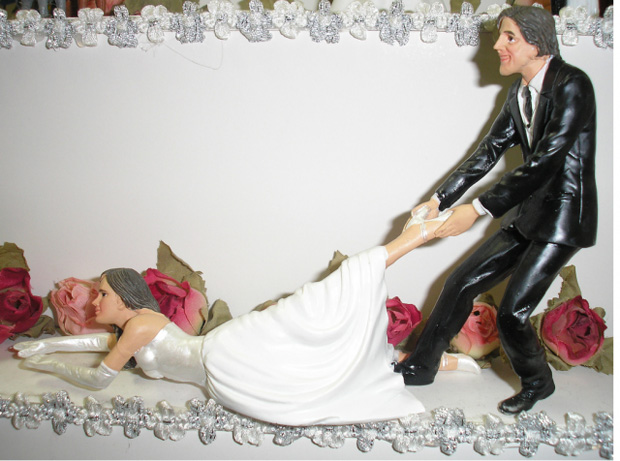 gorgeous cake toppers 46 Gorgeously Designed Cake Toppers