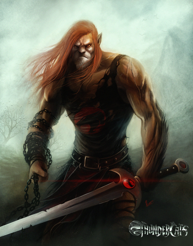 thundercats art 026 ThunderCats Inspired Fan Art