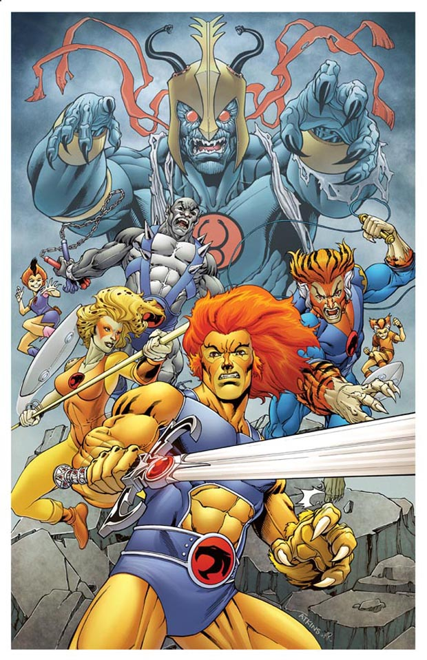 thundercats art 04 ThunderCats Inspired Fan Art