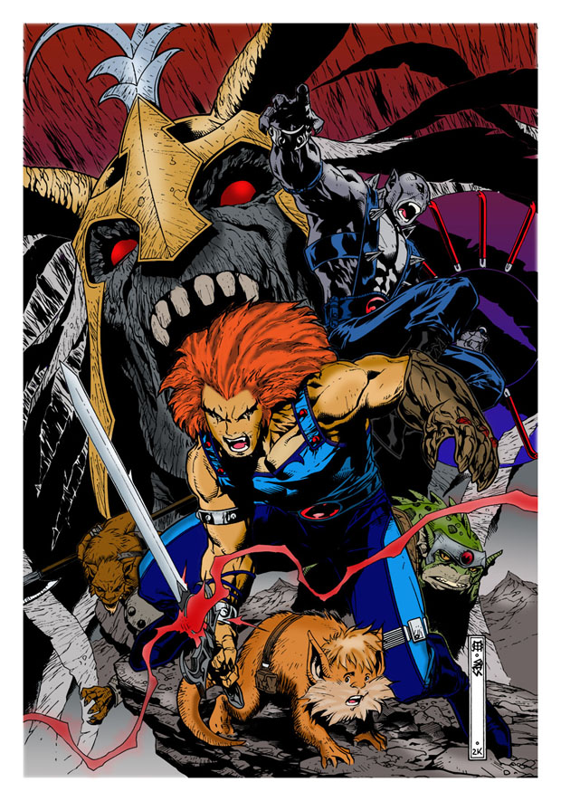 thundercats art 09 ThunderCats Inspired Fan Art
