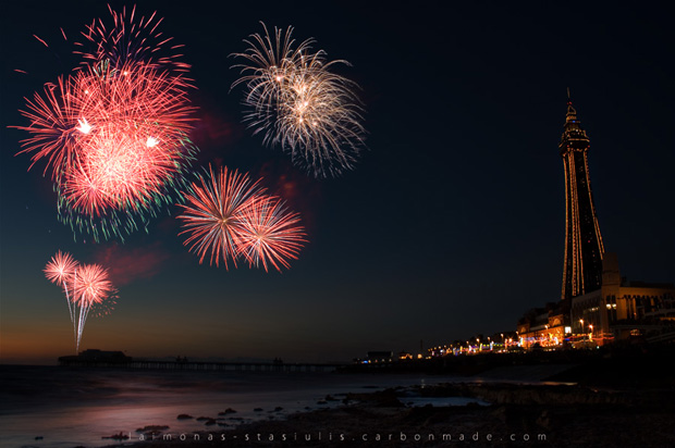 stunning fireworks 05 Spectacular Fireworks Photography