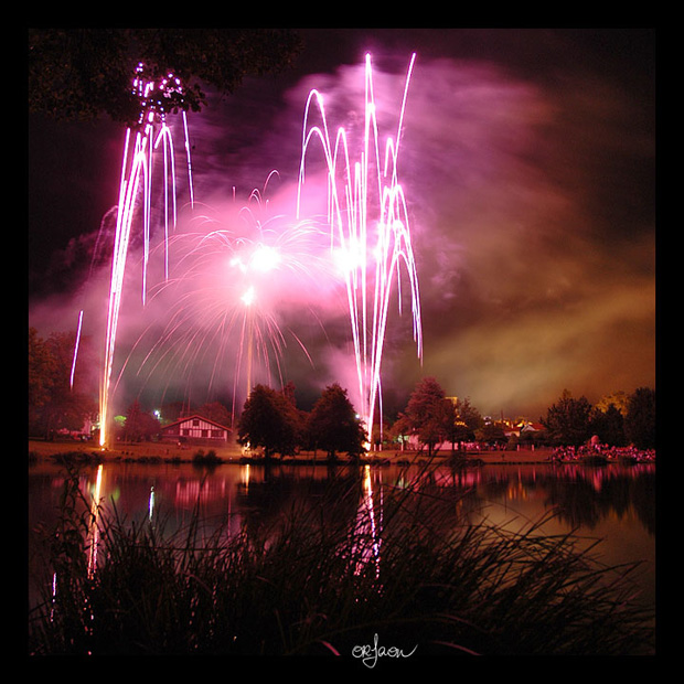 stunning fireworks 20 Spectacular Fireworks Photography