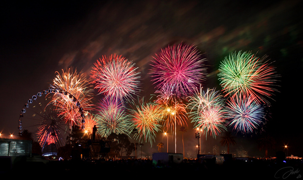 stunning fireworks 25 Spectacular Fireworks Photography