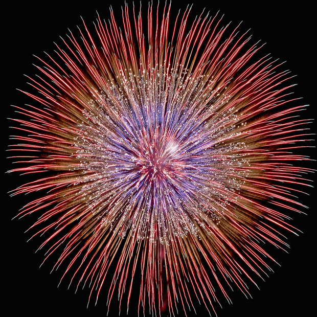 stunning fireworks 42 Spectacular Fireworks Photography