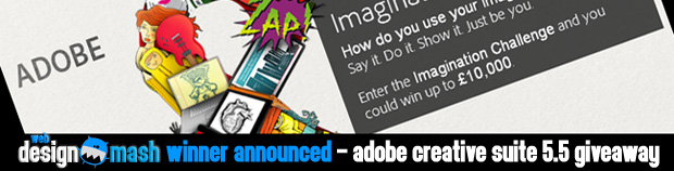 winner announced adobe Winner Announced Adobe Creative Suite Giveaway