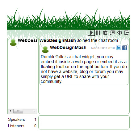rumbletalk 2 Designing Your Own Chat Theme with Rumbletalk