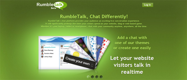 rumbletalk Designing Your Own Chat Theme with Rumbletalk