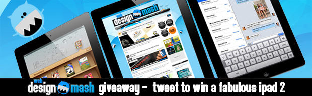 win ipad2 Tweet or Comment to Win   A Fabulous Apple iPad 2