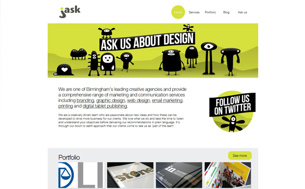 fave web designs of week 389 Our Fave Web Designs of the Week No.38