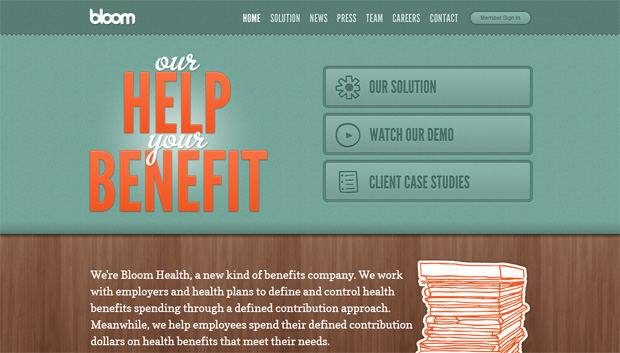 fave web designs of week 391 Our Fave Web Designs of the Week No.39