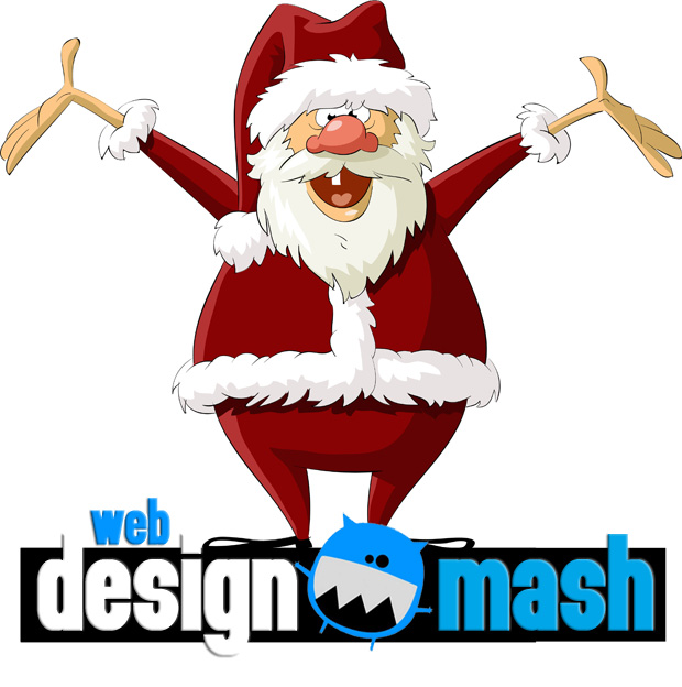 wdm xmas 2011 Merry Christmas from Web Design Mash