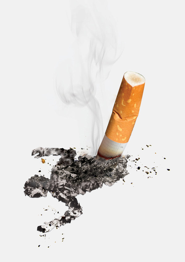 anti smoking ads 20 Collection of Anti Smoking Advertising Campaigns