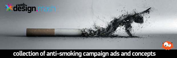 anti smoking ads1 Collection of Anti Smoking Advertising Campaigns