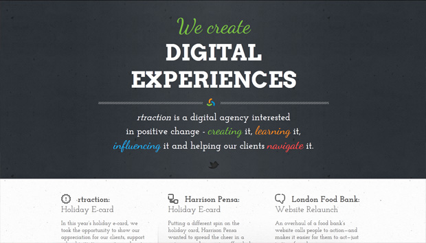 fave web designs 403 Our Fave Web Designs of the Week No.41