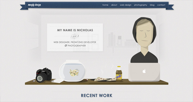 fave web designs 407 Our Fave Web Designs of the Week No.41