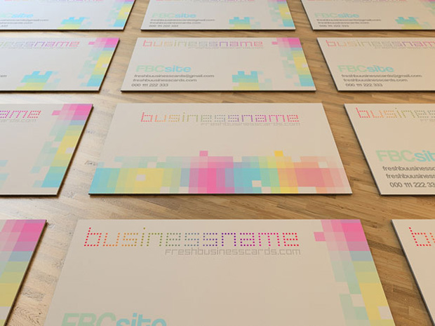 business cards 07 20 FREE New Business Card Templates for 2012