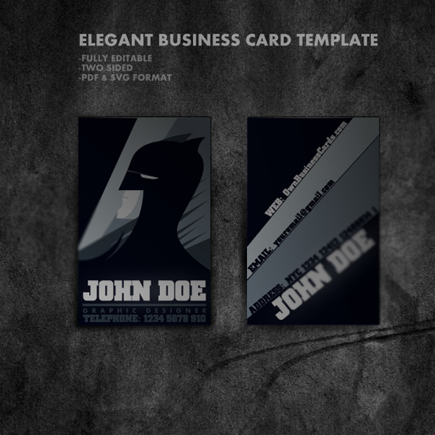 business cards 16 20 FREE New Business Card Templates for 2012