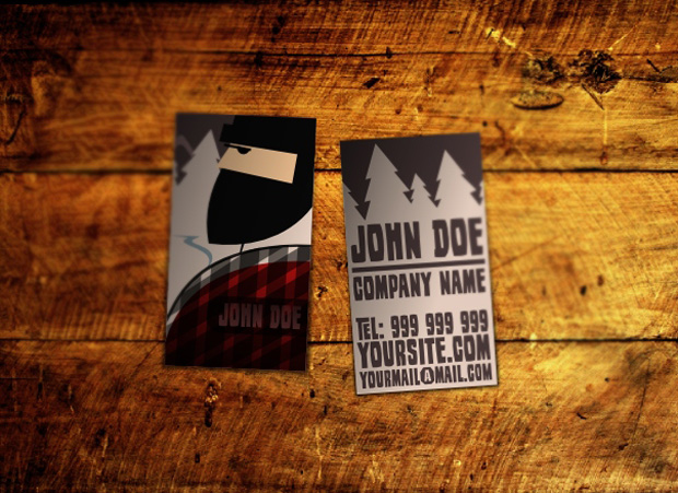 business cards 18 20 FREE New Business Card Templates for 2012