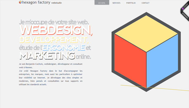 our fave web designs 426 Our Fave Web Designs of the Week No.42