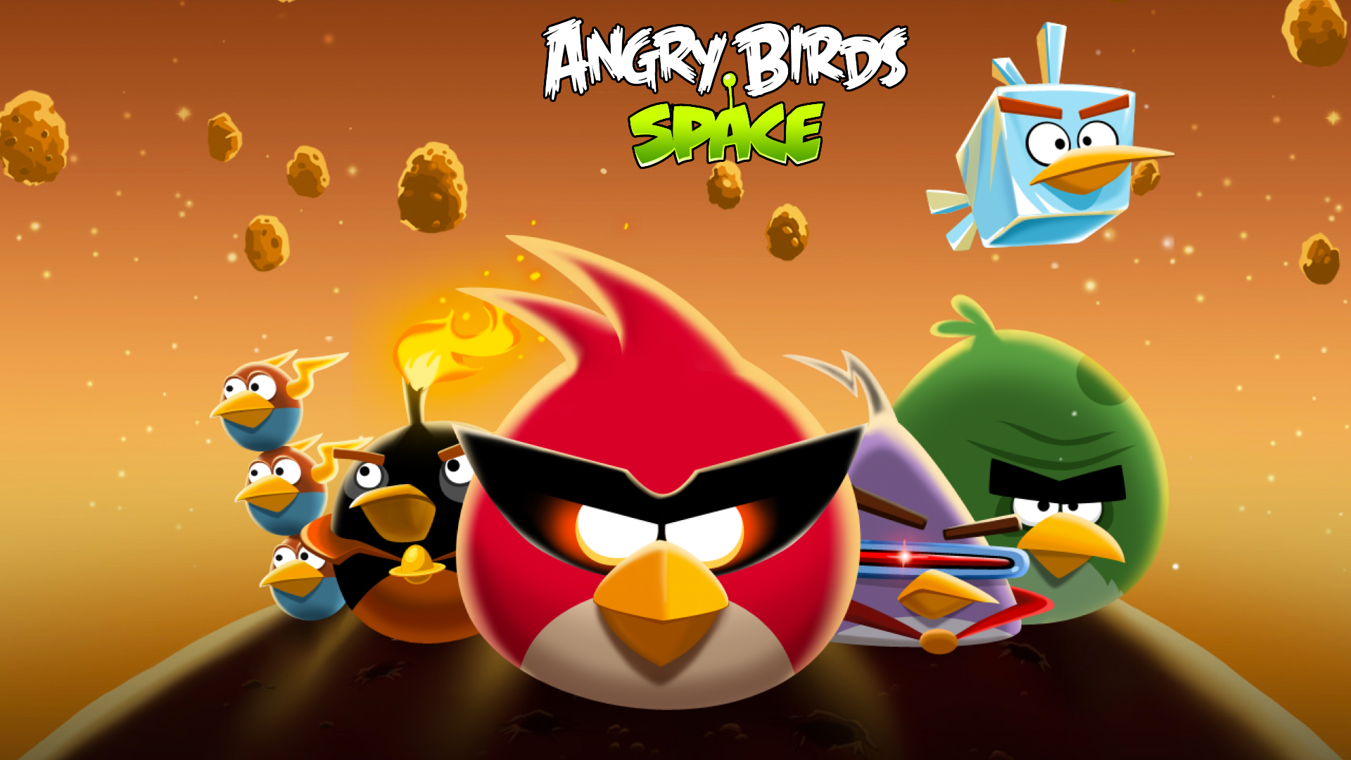 angry birds space wallpaper collection for desktops ipad