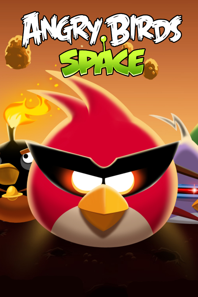 angry birds space iphone 08 Angry Birds Space Wallpaper Collection for Desktops, iPad & iPhone