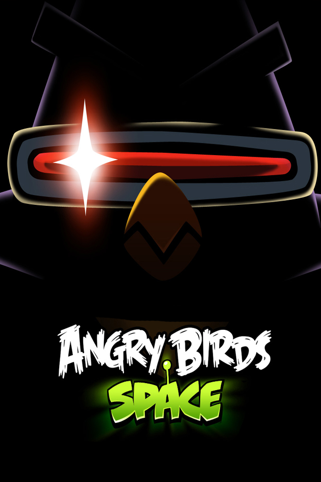 angry birds space iphone 09 Angry Birds Space Wallpaper Collection for Desktops, iPad & iPhone