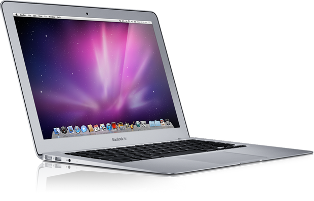 apple macbook air 2010 3 Why Designers Love The Mac!