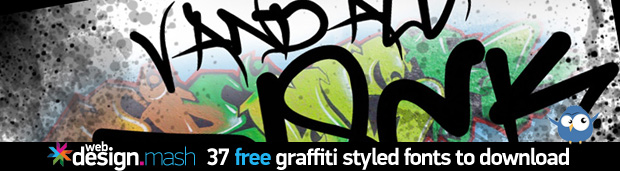 free graffiti styled fonts1 37 FREE Graffiti Style Fonts
