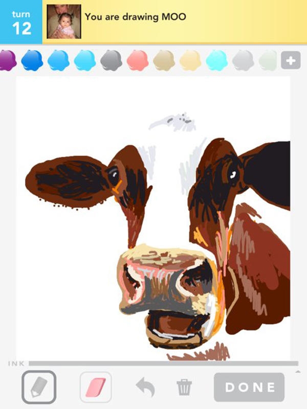 draw something artwork 32 40 Excellent  Draw Something Drawings
