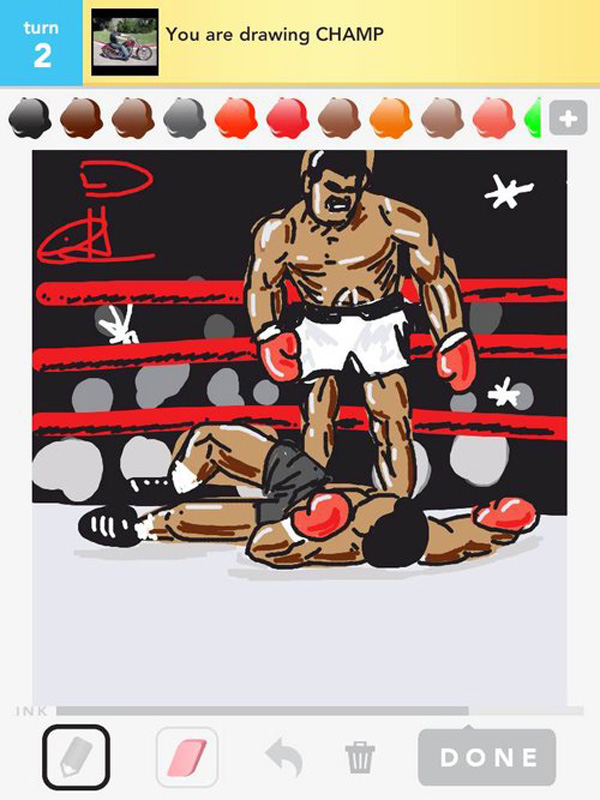 draw something artwork 33 40 Excellent  Draw Something Drawings