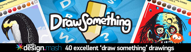 excellent draw something art 40 Excellent  Draw Something Drawings