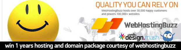win hosting package webhostingbuzz Like or Tweet to Win 1 Years Free Web Hosting & Domain Package with WebHostingBuzz