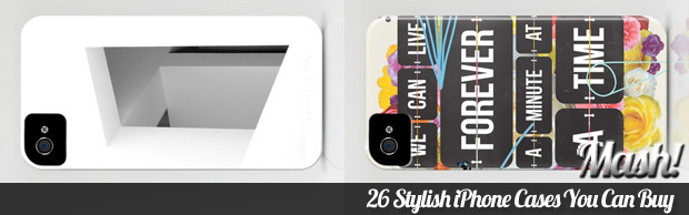 26 stylish iphone cases1 26 Stylish iPhone Cases You Can Buy