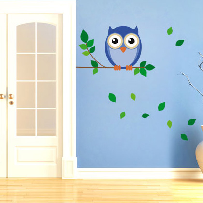 awesome wall stickers 013 26 Awesome Wall Sticker Designs