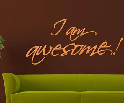 awesome wall stickers 024 26 Awesome Wall Sticker Designs