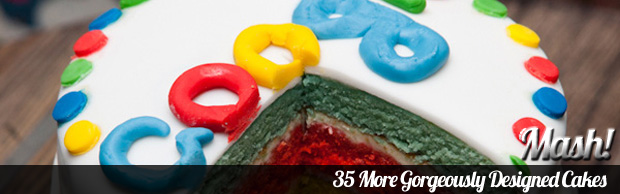 35 more gorgeously designed cakes 35 More Gorgeously Designed Cakes