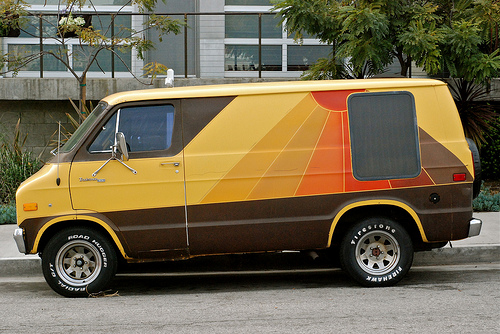 All About The Van Man A Look At The Genres Of Van Art