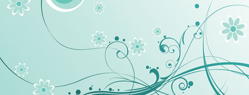 Vector flourishes swirls 10 35 FREE Vector Flourishes and Swirls for Inspiration