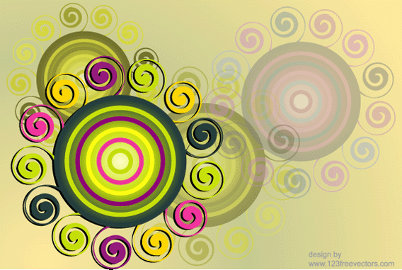 Vector flourishes swirls 18 35 FREE Vector Flourishes and Swirls for Inspiration
