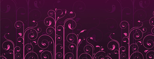 Vector flourishes swirls 25 35 FREE Vector Flourishes and Swirls for Inspiration